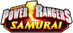 Power Rangers Samurai logo