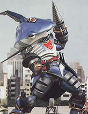 Sharkzord