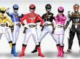 Megaforce Rangers