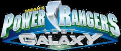 Power Rangers Lost Galaxy logo