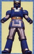 MMPR Blue Battleborg