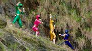 Zeo Rangers in PRSM
