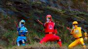 Ninja Storm in Super Megaforce