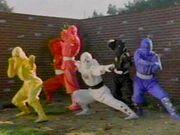 MMP Ninja Ranger Power