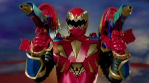 Power Rangers Dino Thunder - All Weapons