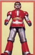 MMPR Red Battleborg