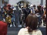 Soldados enemigos (Super Sentai)