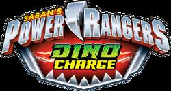Power Rangers Dino Charge logo