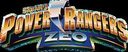 Power Rangers Zeo logo