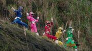 Turbo Rangers in PRSM