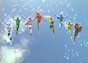 Mystic Rangers