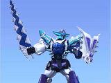 Blizzard Force Megazord