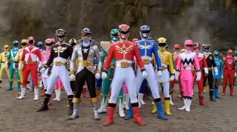 Power Rangers Super Megaforce Batalla Legendaria Episodio Final