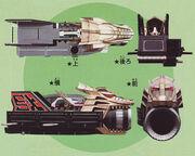 MMPR Power Canon