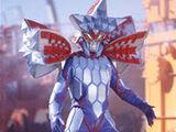 Monstruos de Power Rangers: Super Patrulla Delta