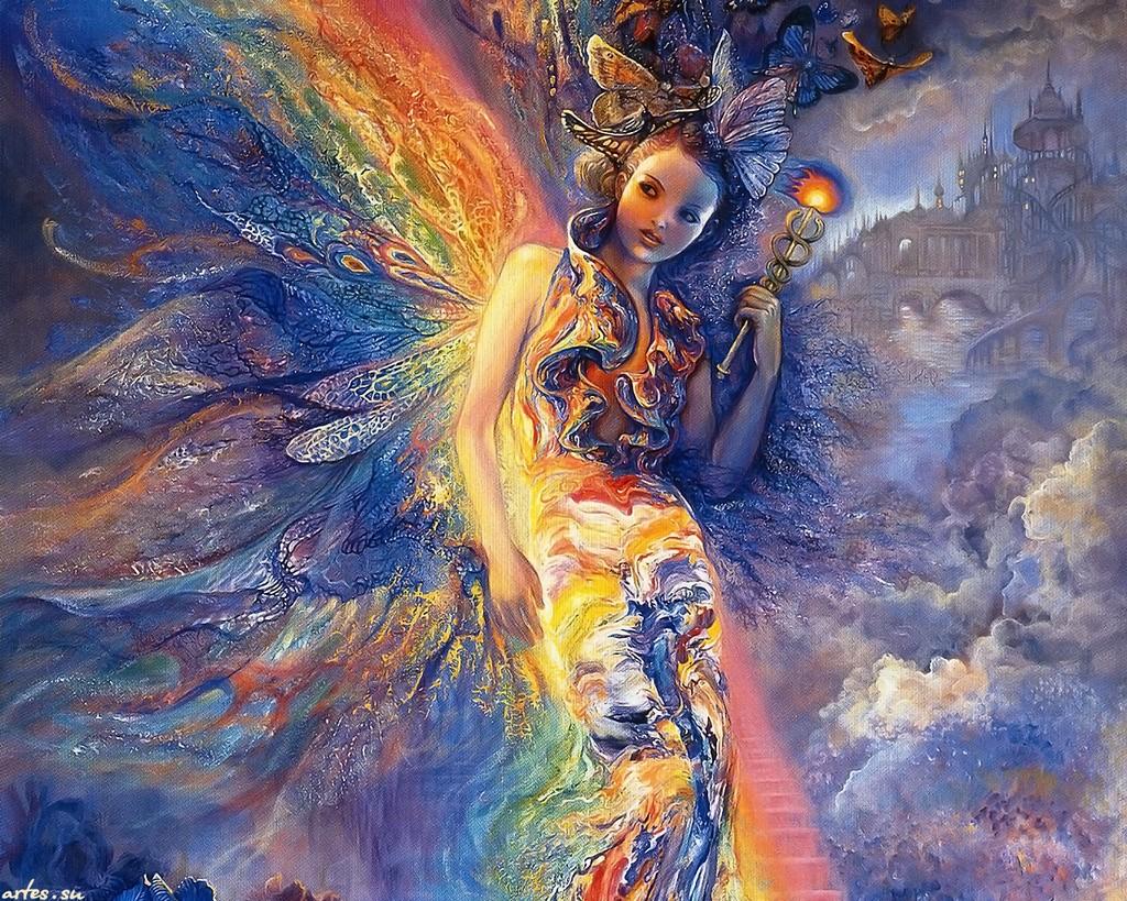 ирида фото богиня