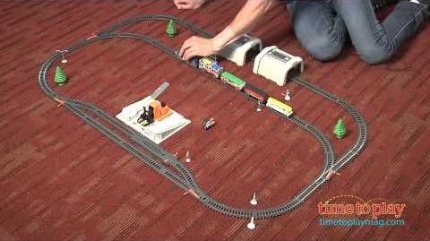 Power Trains Auto Loader City from Jakks Pacific