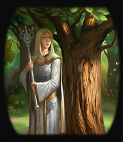 Elven Page