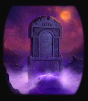 Cursed Epitaph