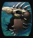 Snaptooth Helm