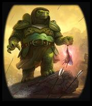 Tortun Battle Mystic