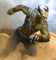 Sandstalker Dustdevil