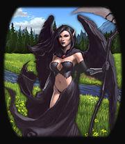 Avenging Angel Black