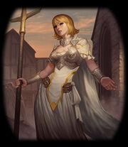 Northern Cross Priestess