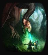 Draco-Lich