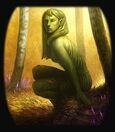 Elven Statue