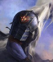 Flameheart Pauldron