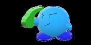 Blue kirby 3d 2