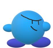 Blue kirby3d