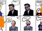 Comic 96: The Assassination of John F. Kennedy