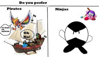 Comic 94 splatfest pirates vs ninjas by poyoride-d9e53a0