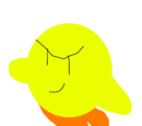 Yellow Kirby (The Air Ride Series)