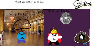 Comic 148 splatfest fancy party vs costume party by poyoride-da2vyn1