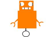 Miss robot artwork number 20203