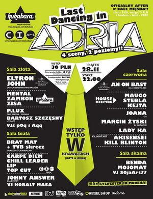 Last dancing adria