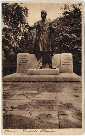 Pomnik Wilsona