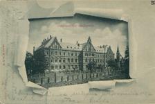 Ostrów Tumski, Seminarium Duchowne - Pocztówka
