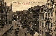 Stary Rynek - Nowy Ratusz (1900-1918)
