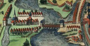 Brama Wielka Most Chwaliszewski 1618