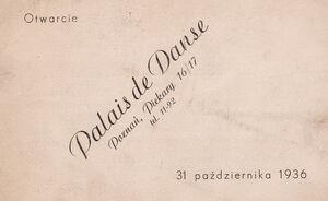 Palais de Danse 2