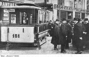 Stary Rynek katastrofa tramwajowa