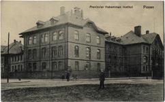 Szpital Ginekologiczne-Położniczy przy ul. Polnej - Pocztówka