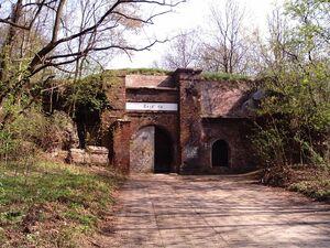 Fort 4a - hkmfie w poznaniu