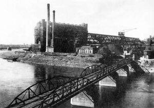 Elektrownia miejska 1927
