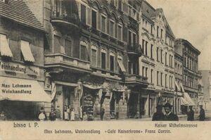 Kaiser-Wilhelm-Straße
