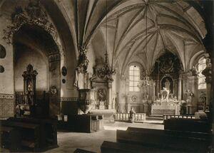Kościół św. Małgorzaty - 1927